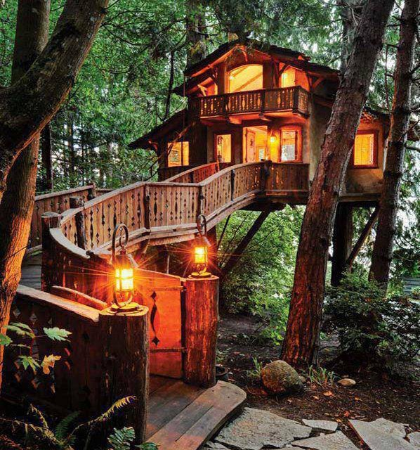 Tree-House, Santa Monica, California